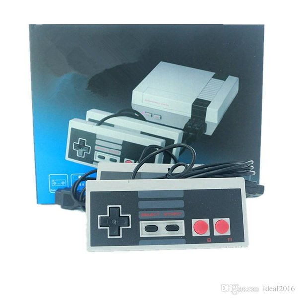 2019 Mini TV Game Console can store 500/620 Video Handheld for NES games consoles with retail boxs free shipping