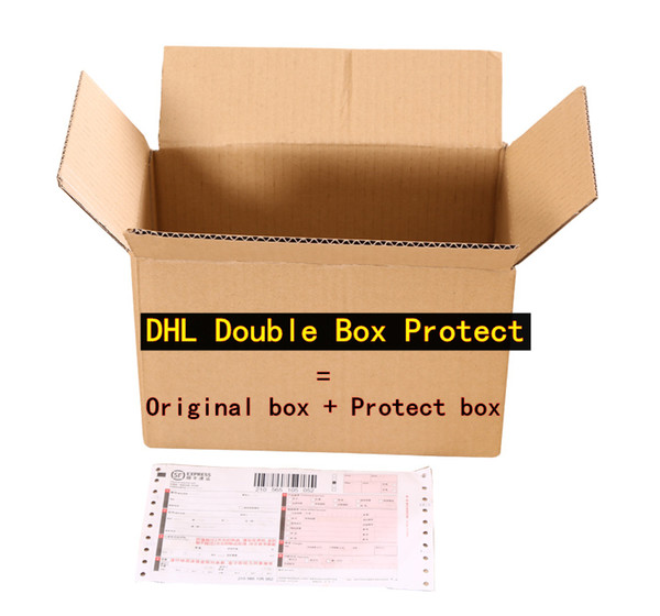 DHL Double Box