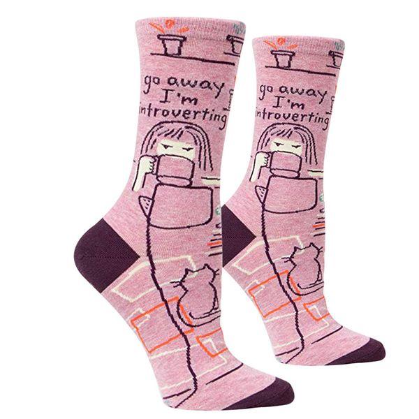 Novelty Funny Art Crew Socks for Women Men Colorful Cute Animal Crazy Cool Fancy Casual Food Cotton Dress Socks