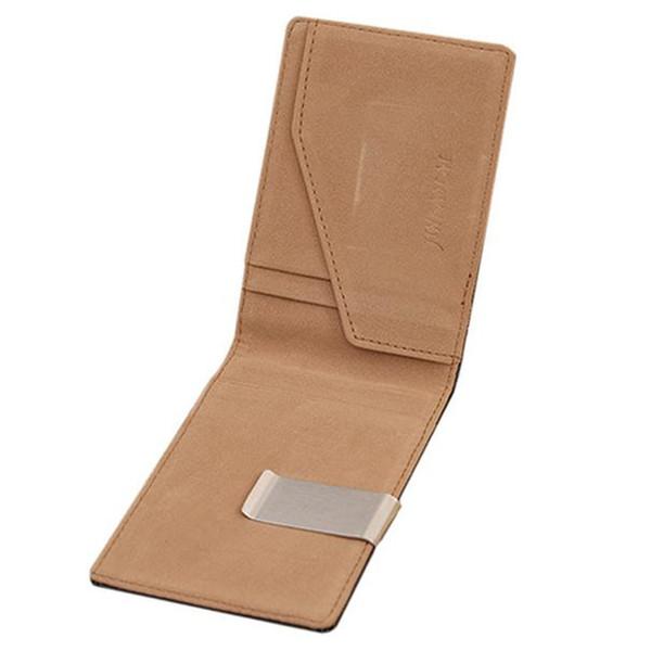 10pcs Men Clips Vintage Front Pocket Clamp For Holder Magnet Magic Money Clip Wallets With Card Id Case @ C19041201