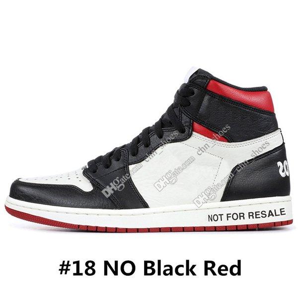 # 18 NO nero rosso