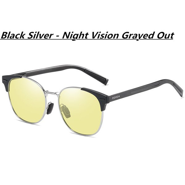 55Customize_Black Silver - Vision nocturne