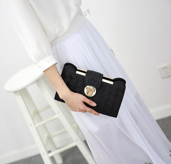 Elegante borsa coreana a tracolla piccola a tracolla casual instagram coreana 2018