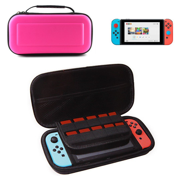 best selling DOSLY EVA Protective Hard Case For Nintend Switch Shell Travel Carrying Storage Bag Pouch NS Console Handbag For N-Switchwithout retaill box