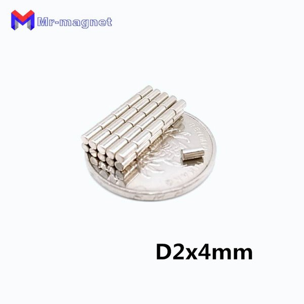 2019 imanes 100pcs 2 x 4 mm n35 grade small mini disc super strong magnet powerful round rare earth neodymium magnets