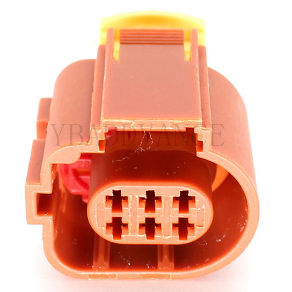 284717 Throttle Position Sensor TE AMP 6 Pin Female Automotive Waterproof Connector