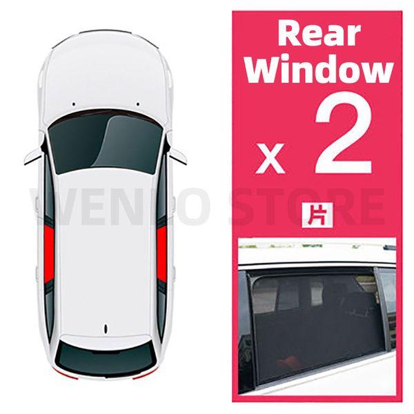 2 Face arrière de Windows