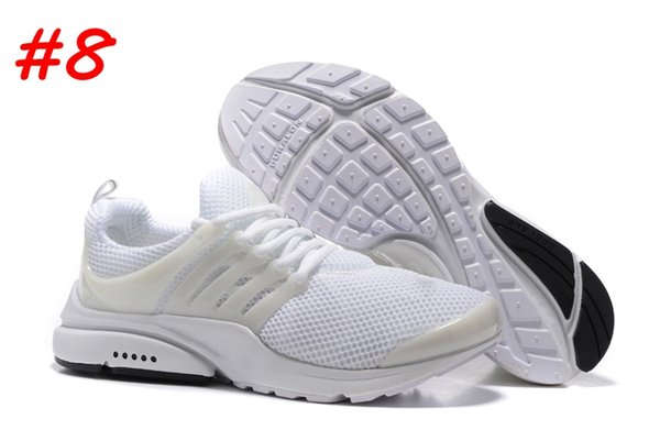 Designer shoes men women Nike AIR MAX Best Quality Prestos 5 V Scarpe da corsa Uomo Donna 2019 Presto Ultra BR QS Giallo Rosa Nero Oreo Outdoor Fashion Mesh Scarpe da ginnastica