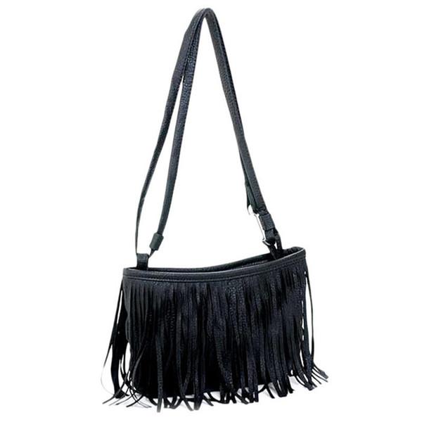 Cheap Fashion Best Selling Women bag Fashion Tassel Single Shoulder women messenger bags handbags women famous brands bolsas feminina