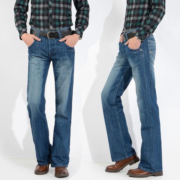 Classice Mens Jeans 2019 coreano moda casual pantaloni denim Siuper Handsome Youthful Jeans Taglia 30-34