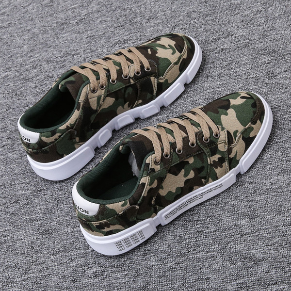 Men Sneakers Camouflage Men Casual Shoes 2019 Summer Army Green Trainers Ultra Boosts Zapatillas Deportivas Hombre