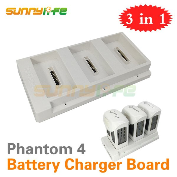 2019 Battery Manager 3in1 Intelligent Charging Hub Dock Board For DJI  Phantom 4 Phantom 4 PRO/ PRO+ V2 0 Drone Accessories From Jinxuan0802,  $17 09  