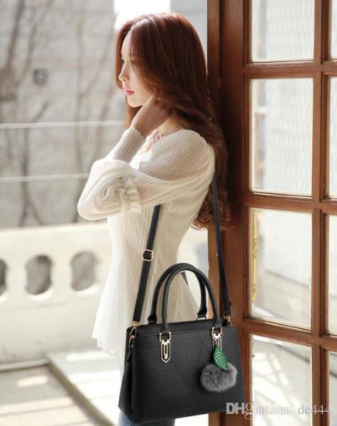 Große Kapazität Tasche Handtaschen Top Griffe 2019 Marke Modedesigner Luxus Taschen Hochwertige Schultertasche Clutch Hobo Handtasche modisch
