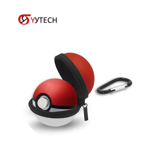 SYYTECH Portable Mini Storage Protector Case the EVA Ball Bag Sprite Ball Plus Protective for Nintendo Switch