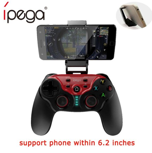 iPEGA PG-9088 Smart Bluetooth Gamepad Joystick mit Handy-Clip für Android-Smartphone-TV-Box Wireless Game Controller