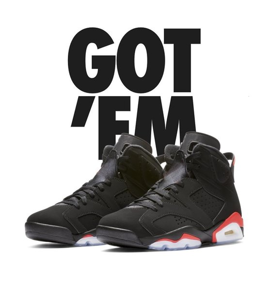 Black Infrared Bred 2019