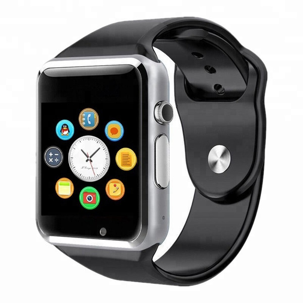 New 2018 A1 smartwatch Smart Watches Bluetooth Wearable Men Women Smart Watch Mobile with Camera for Android Smartphone Smartwatch Camera