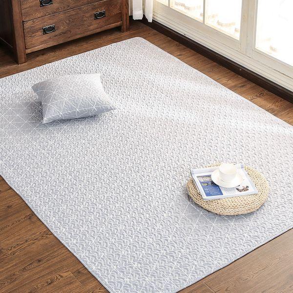 Nordic Carpets Kids Room Anti-slip Bedroom Carpets Bedside Rugs Soft Child Room Rug Sofa Table Floor Mats Baby