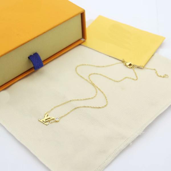 Ouro amarelo / colar
