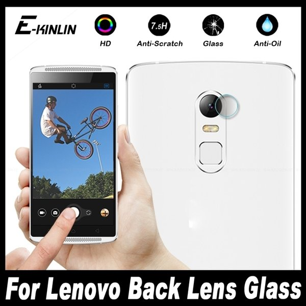 Clear Back Camera Lens Protective For Lenovo Vibe X3 K4 K5 Note Pro Lite Plus C2 C P2 Tempered Glass Screen Protector Film