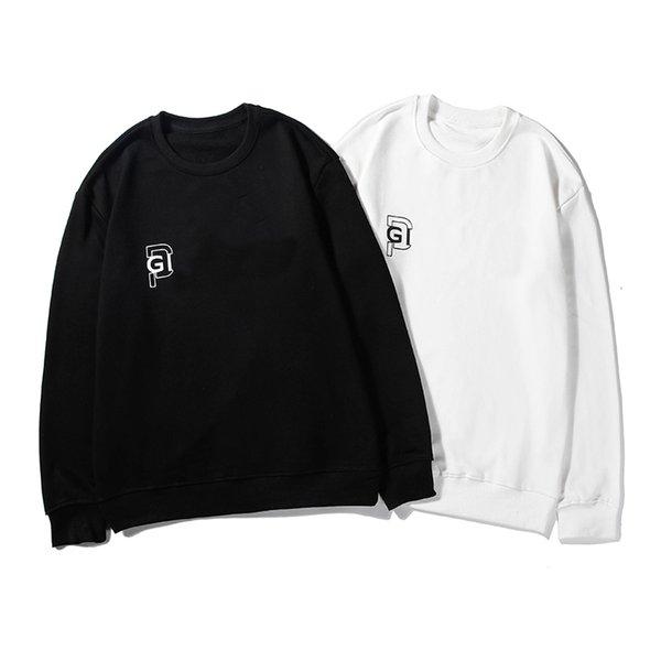 Marca para hombre Woemens Sudadera Carta impresa con letra Geométrica Moda Outwearing Blusa de manga larga Sudaderas de alta calidad LSY98281