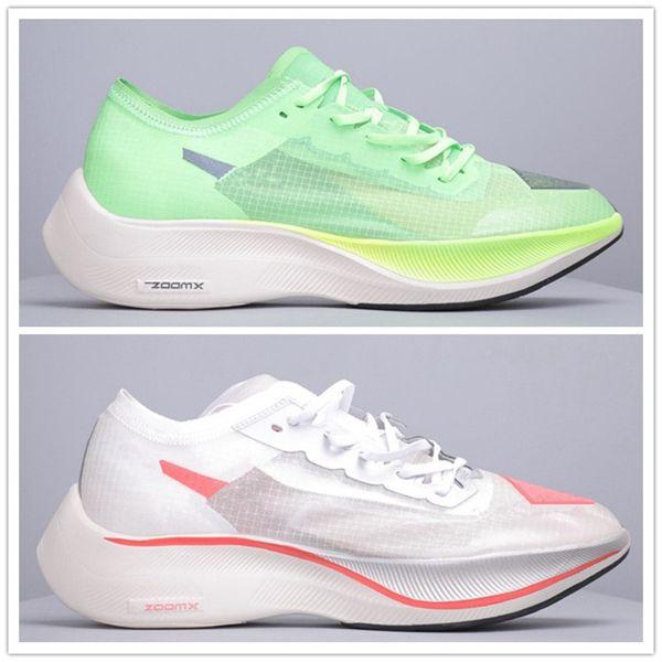2019 новые мужские ZoomX Vaporfly NEXT% кроссовки на открытом воздухе женские дышащие Zoom Fly кроссовки дизайнер кроссовки спортивные кроссовки 36-45