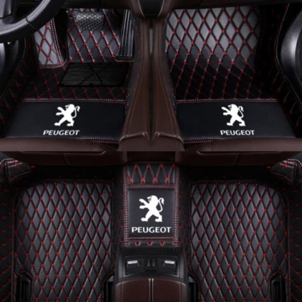 Peugeot 508 interior 2019