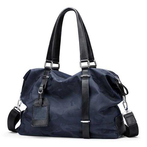Business Men Briefcase Large Capacity Men's Handbag PU Leather Shoulder Bag Waterproof Male Briefcases Fashion Top-handle Bags