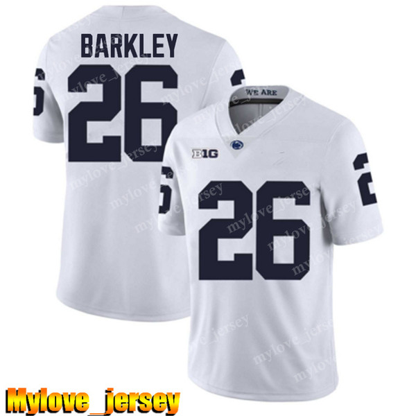 half off 1231a 111ad 2019 NCAA Penn State Nittany Lions Saquon Barkley Jersey College Football  Jerseys Hot Sale Navy Blue White Stitched Jerseys Ziuxcyvizxvyixzvzxc From  ...