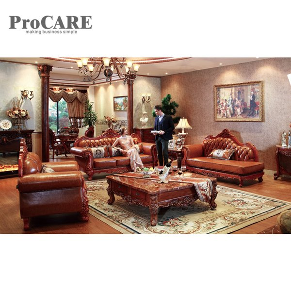 Prime 2019 European Leather Sofa Set Living Room Corner Sofa Antique A931B From Procarefoshan 3266 34 Dhgate Com Caraccident5 Cool Chair Designs And Ideas Caraccident5Info