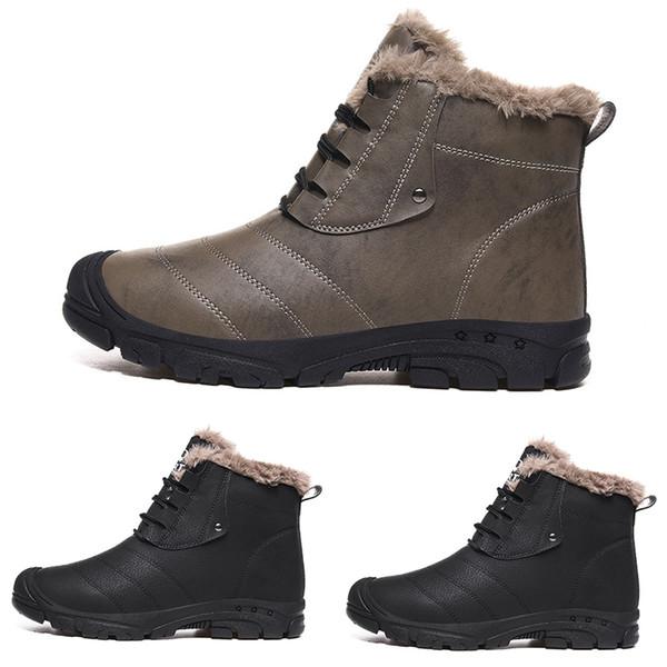 Cheap Hot Leather Designer Style2 Soft Black Grey Plus