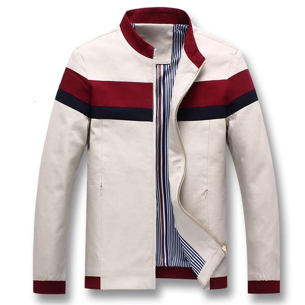 iSurvivor 2019 Мужчина Весна заплатка Куртки и пальто Jaqueta Masculina Мужская Повседневная мода Тонкая Встроенная молния куртка Hombre S191019