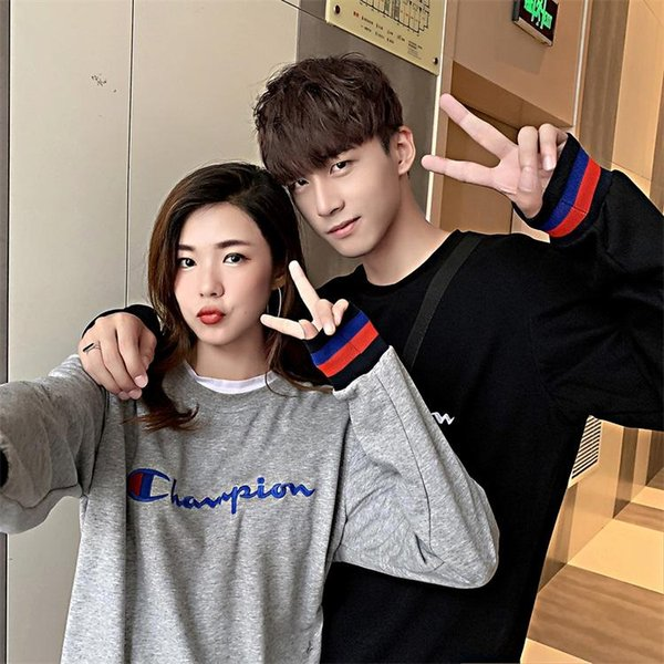 Erkekler Tasarımcı Hoodie Kazak 201 Casual Marka Sweatershirt Hoode Uzun Kollu Mens Womens Çiftler Lüks Kazak Mektubu Eğrisi Baskı Giysileri