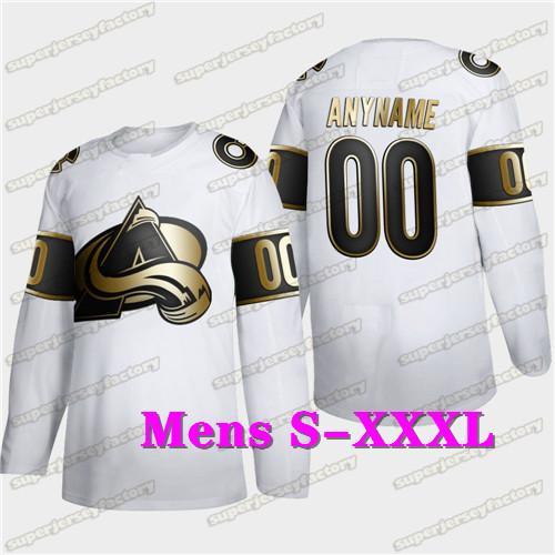Men Golden Edition white