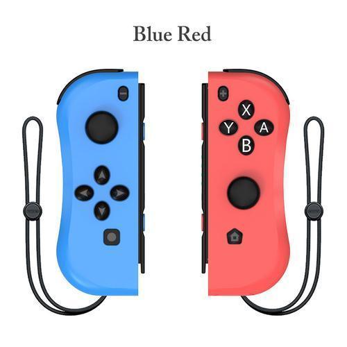 أزرق أحمر