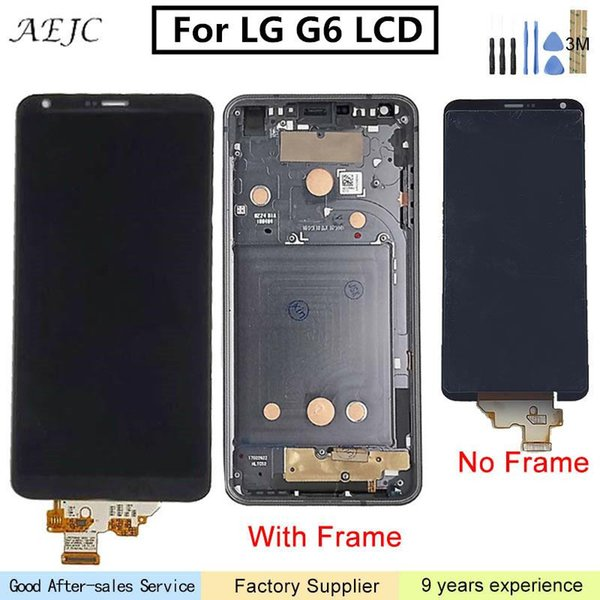Full LCD Display+Touch Screen Digitizer For LG G6 H870