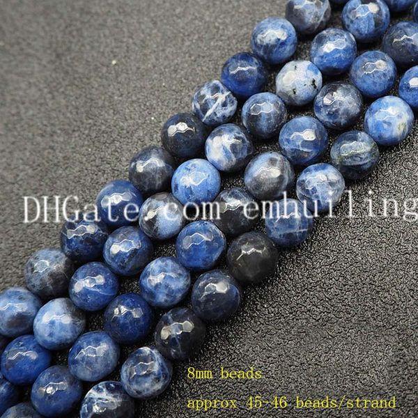 5 strands 8mm beads