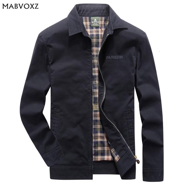 Simple Design AFS JEEP Casual Mens Jackets Thin Spring and Autumn Jaqueta Masculina Men Clothes 2018 Brand Tactical Coats T191020