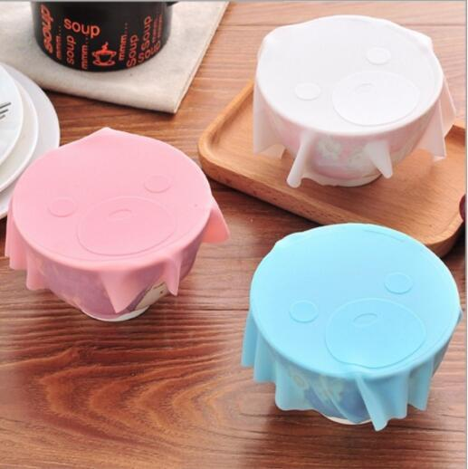 2019 Round Silicone Plastic Cover/Plastic Wrap For Food Sealing In  Microwave Oven And Refrigerator From Yolta, $1 46 | DHgate Com