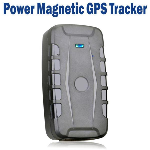 10000 мАч Батарея Магнитный GSM GPRS GPS Трекер для Автомобиля ПРИЛОЖЕНИЕ Автомобиля Чип В Режиме Реального Времени Водонепроницаемый Rastreador Локатор