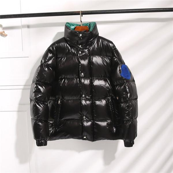 19ss Men Women Jacket Fashion Down Coat Women Worm Zipper Coat Mens Parka Casual Down Jacket Outwear Thick Windbreaker B102455K