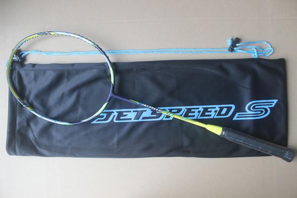 Jetspeed S10 badminton raketleri. JS-12 High-end nano karbon badminton raketi