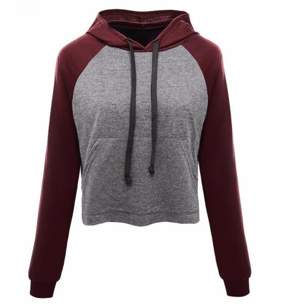 patchwork hoodies