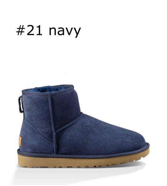 21 navy classic mini
