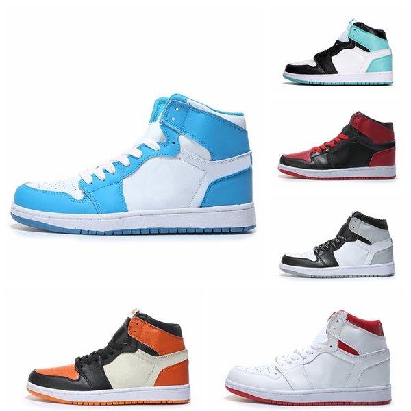 Новый 1 1S NRG No L S НОВЫЙ Баскетбольная Обувь Мужчины Спортивные Кроссовки Модельер Обувь Из моды роскошные мужские женские дизайнерские сандалии обувь