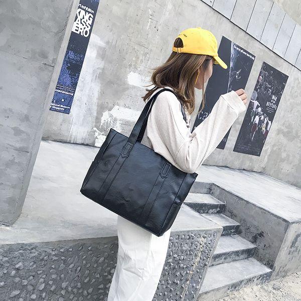 Women Luxury Leather Designer Handbags Large Capacity Tote Shoulder Crossbody Bags for Women Messenger Bag 2019 Sac a Main