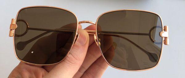 2019 newest Popular Brand Sunglasses for Women Square frame Outdoor Fashion SF191 Sunglasses Designer women Sunglasses with original box