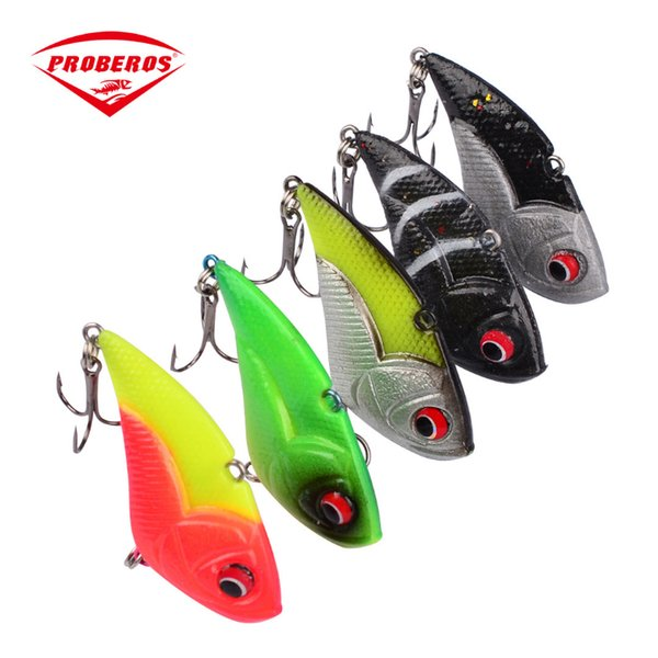 PRO BEROS New product Fishing lure fake bait 5 color lead fish solid store fishing gear 5cm 13g lure Fishing gear wholesale