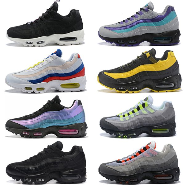 Men Women What The Running Shoes OG Neon Grape Triple Black White TT University Red Discount Trainer Sport Sneakers Size 36-46