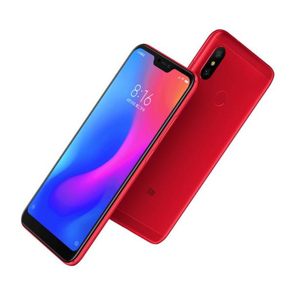 "Original Xiaomi Redmi 6 Pro Mobile Phone 3/4GB 32GB RAM ROM Snapdragon 625 Octa Core 5.84"" 19:9 Full Screen Dual AI Camera 4000mAh"